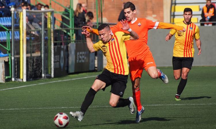 El Sant Andreu afronta un mes clau per poder entrar al 'play-off'