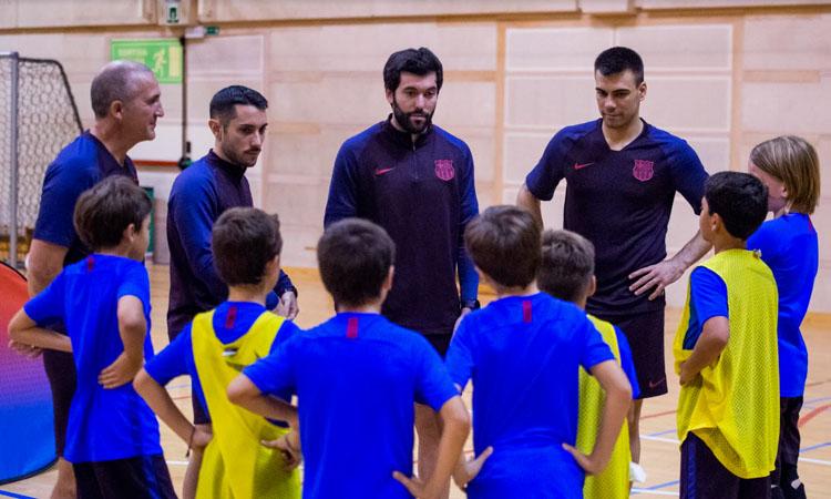 Futsal al país del futbol: la història d'Àlex Baldoví