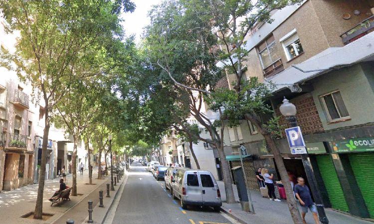 El carrer Gran de Sant Andreu tindrà un tram més pacificat