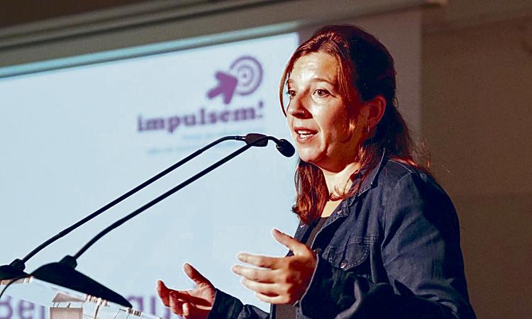 La regidora Laia Ortiz deixa la primera línia política