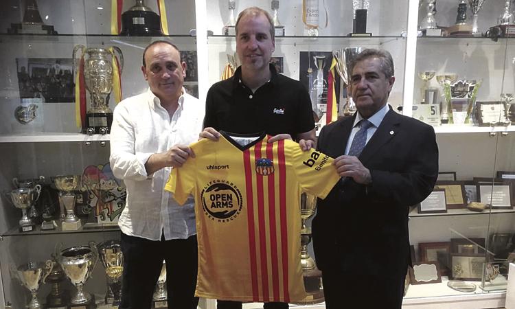 El Sant Andreu renova la seva confiança en Mikel Azparren