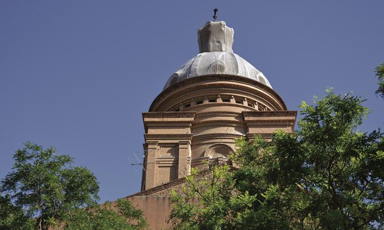 En marxa la restauració de l'església de Sant Andreu