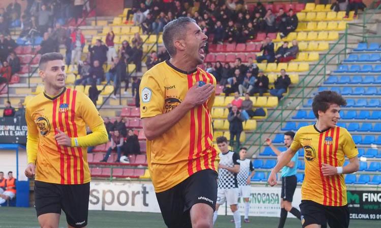 LaUE Sant Andreuarrencarà la preparació del 'play-off' dilluns que ve