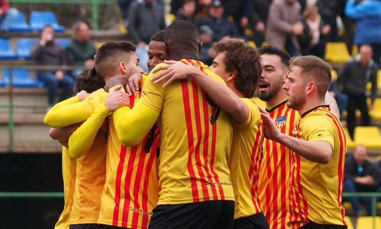 La UESant Andreu ja coneix el sistema del 'play-off' d'ascens