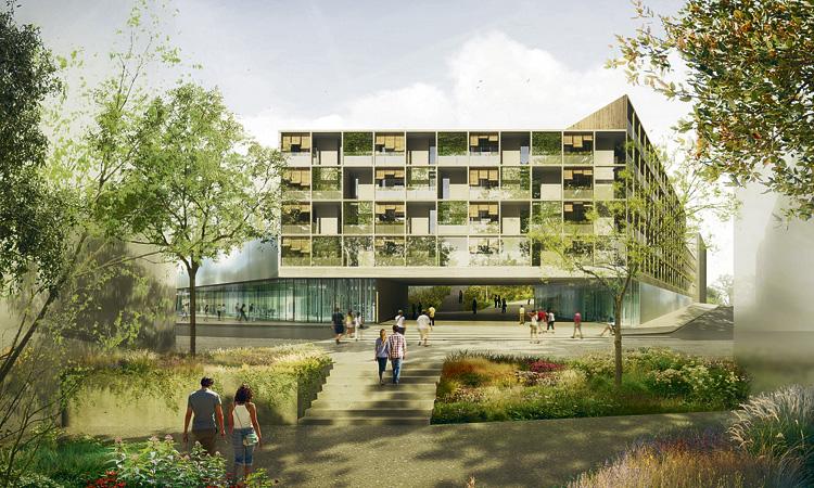 Els pisos de l'entorn de la presó de la Trinitat Vella, el 2022