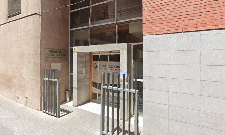 Sis casos de coronavirus a la Fundació Casa Asil de Sant Andreu