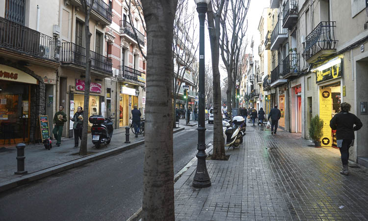 Sant Andreu ha guanyat 200 comerços des del 2016
