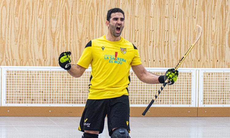 El CPCongrés es classifica per al grup 1 de Nacional Catalana