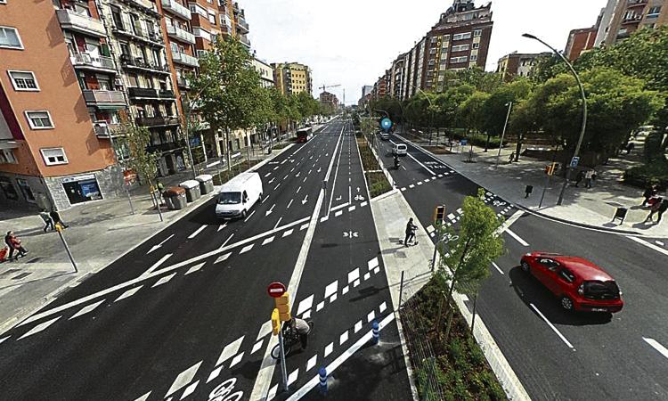 La Meridiana tindrà un nou tram reformat l'any que ve