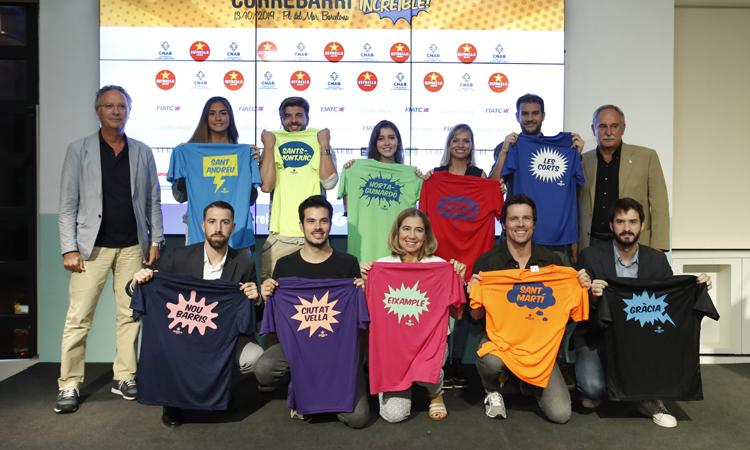 Sant Andreu vol guanyar el seu quart Correbarri consecutiu