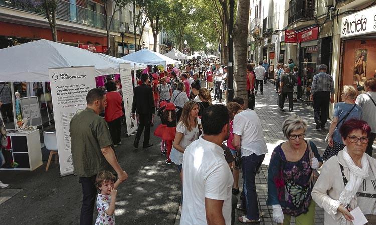 Sant Andreu viurà una edició atípica del Comerç al carrer