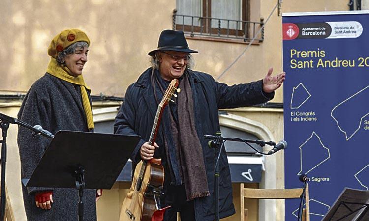 Els Premis Sant Andreu, amb un perfil més comunitari