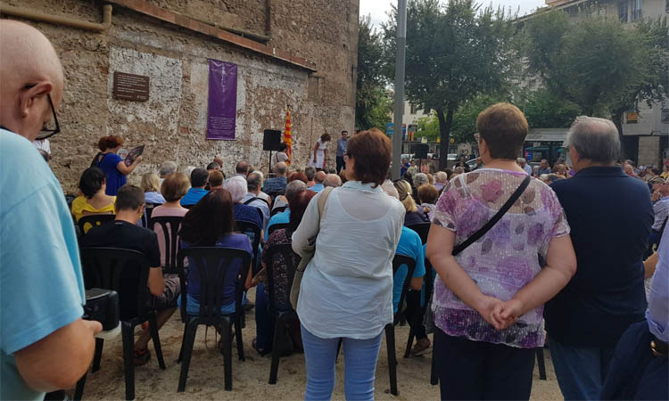 La plaça de les Dones de la Motor Ibèrica acollirà la prèvia de la Diada