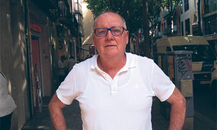 """Pròsper Puig (Eix Sant Andreu): """"La campanya de Nadal serà fonamental"""""""