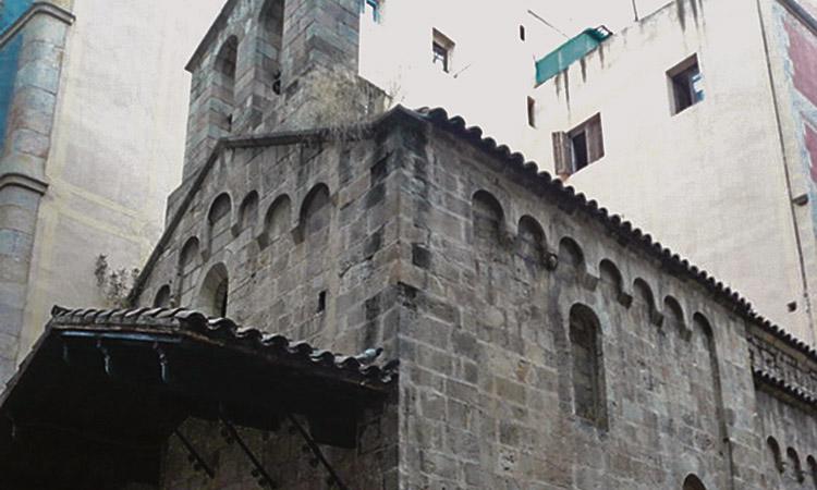La capella d'en Marcús: una joia del romànic a la Bòria