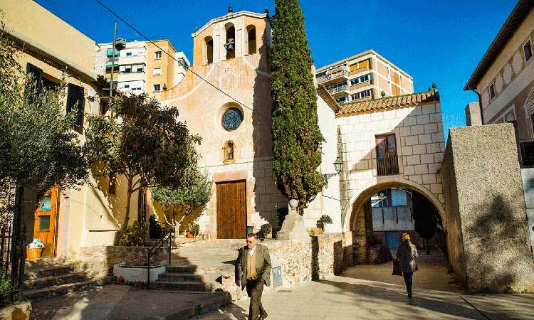 L'herència medieval del nucli de Santa Eulàlia de Vilapicina