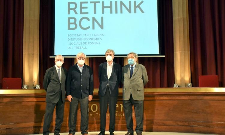 Foment es marca com a objectiu potenciar la regió metropolitana de Barcelona