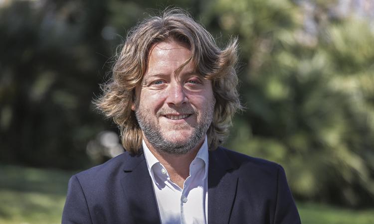 David Escudé, nou regidor del Districte de Sant Martí