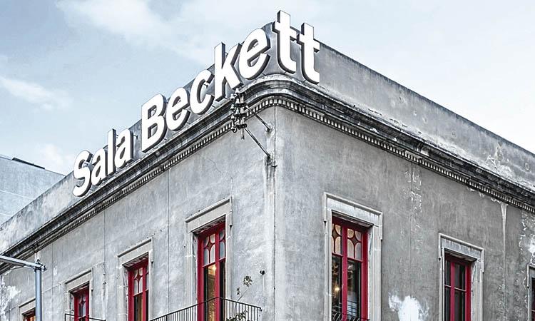 La Sala Beckett celebra el seu quart any al Poblenou