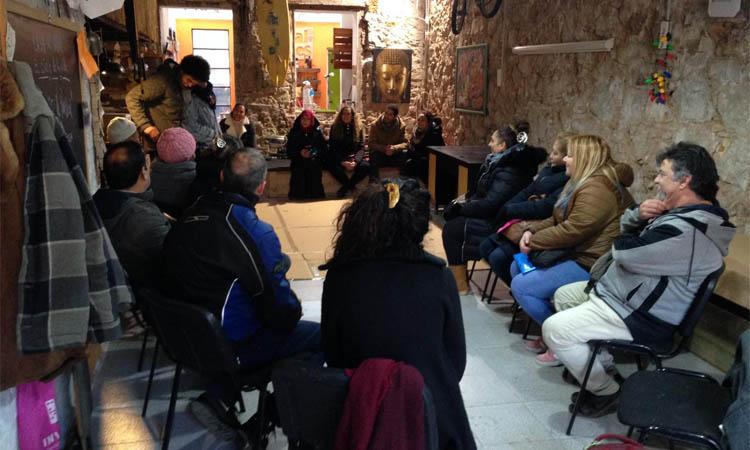L'Escola de Vida Poblenou lluita per salvar el seu projecte
