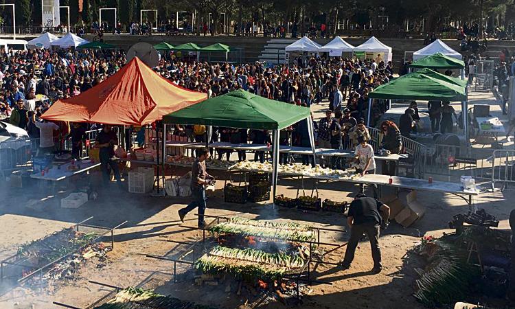 The Calçot Festival celebra amb èxit la quarta edició