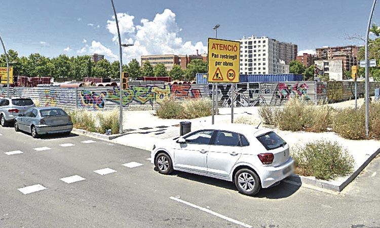 El Maresme reivindica un gran parc per al barri