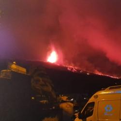 112 volcà La Palma