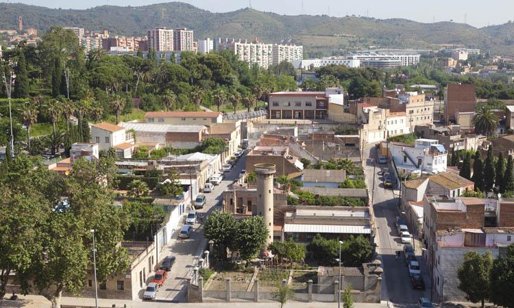 El barri de la Clota: una història que va començar en un antic mas