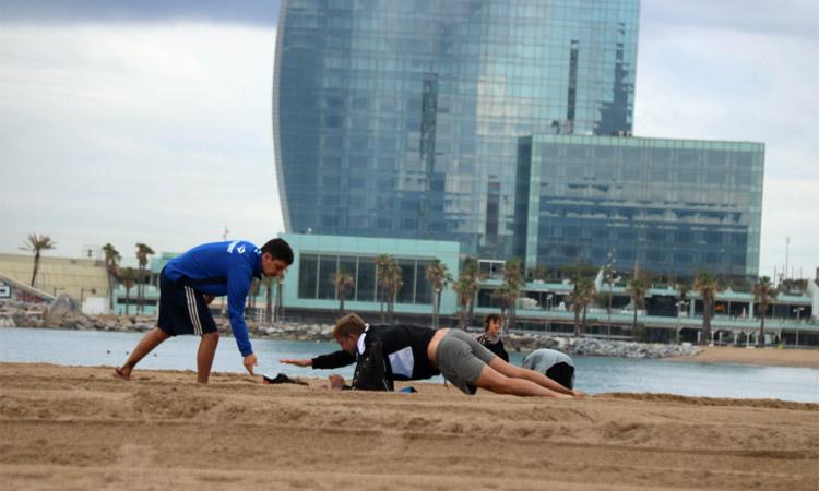 L'Ajuntament vol regular les activitats físiques dirigides a l'aire lliure