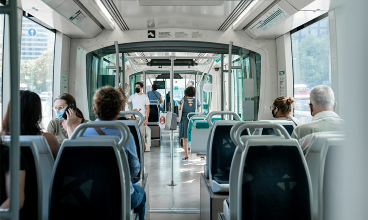 Objectiu: recuperar el volum d'usuaris del transport públic