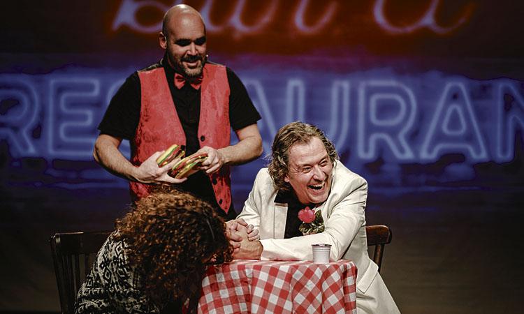 'El comediant' de Marcel Tomàs arriba al Casinet d'Hostafrancs