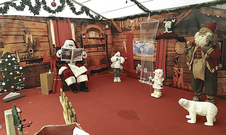 Creu Coberta celebra Nadal amb activitats per a tothom
