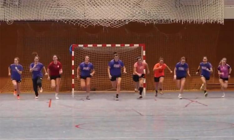 L'Handbol BCN Sants, guardonat en els Premis Dona i Esport