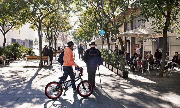 Voreres sense bicis? El consens que no arriba
