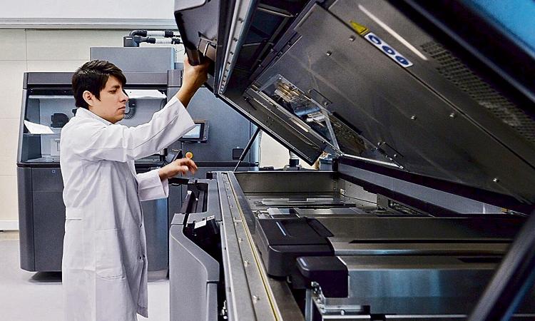La Zona Franca, referent europeu de la impressió 3D
