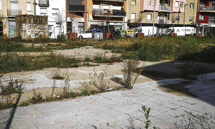 Can Batlló tindrà 48 pisos més en règim cooperatiu