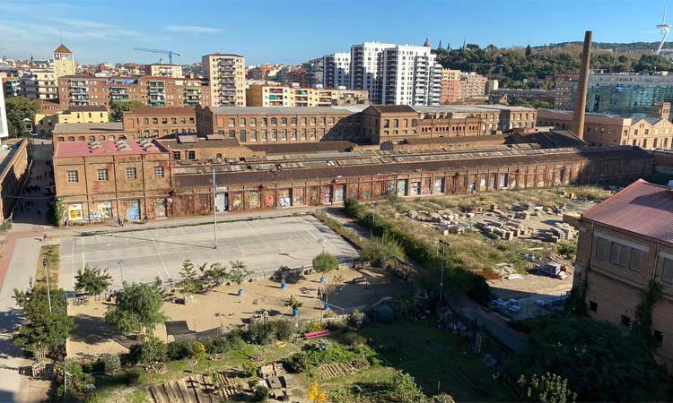 Aprovat el projecte del futur gran parc de Can Batlló