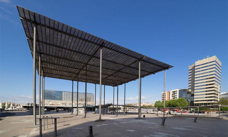 Acord per ampliar l'estació de Sants i renovar la plaça dels Països Catalans