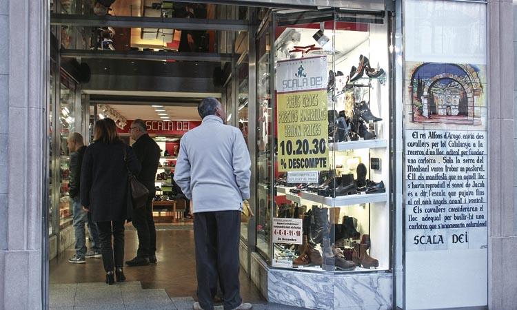 Ajudes per als propietaris que rebaixin els lloguers comercials