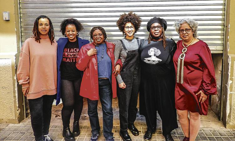 Neix un espai per visibilitzar la comunitat afrodescendent