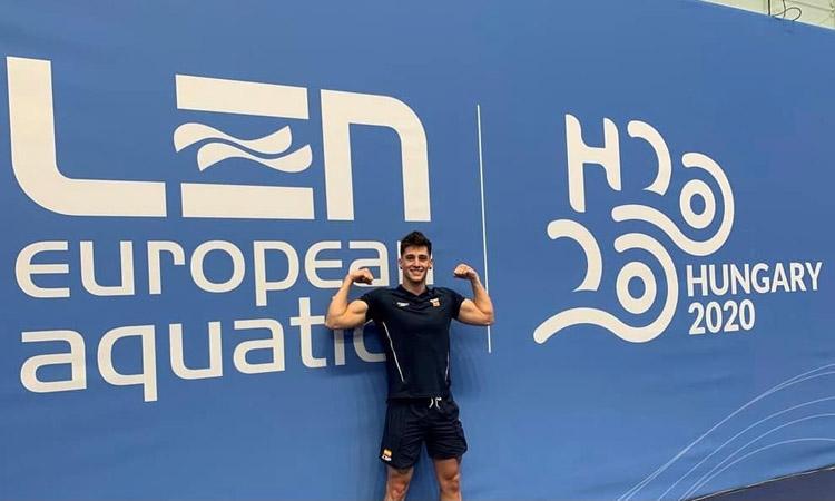 Ballester i Lozano tornen de l'Europeu de natació