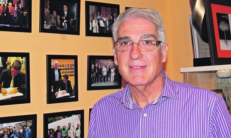 Lluís Llanas rebrà la Medalla d'Honor per la seva trajectòria en defensa del comerç