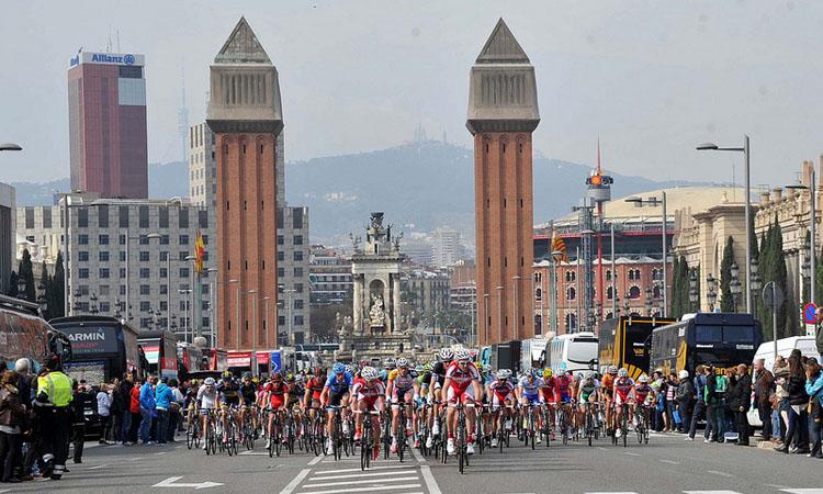 Montjuïc coronarà el campió de la Volta a Catalunya