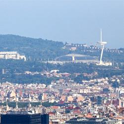 Tres impactes de Barcelona
