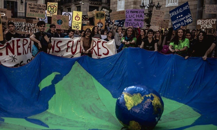 """Tornen a reclamar """"polítiques de gran impacte"""" contra el canvi climàtic"""