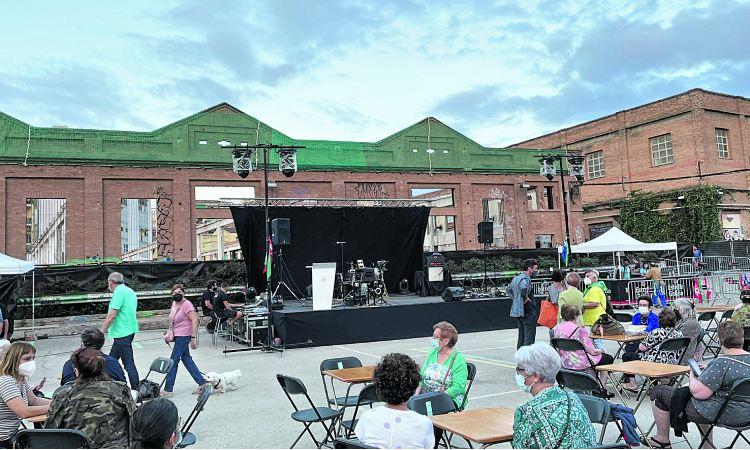 Concert Festa Major Sants