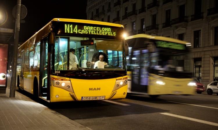 S'amplia el servei de parades del NitBus pensat per a la seguretat de les dones
