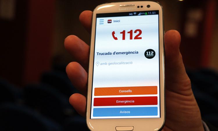 Totes les emergències de la ciutat ja es gestionen amb el telèfon 112