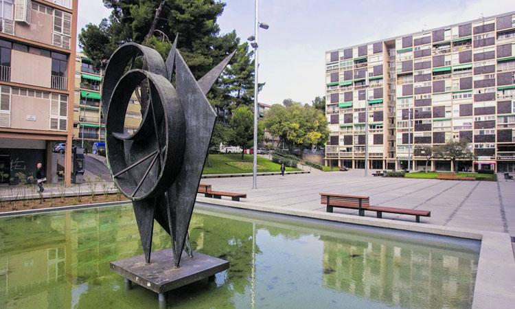 El pla de Montbau: més que el batec d'un barri