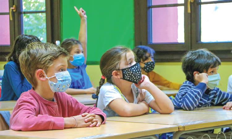 """""""Havíem d'obrir els centres per garantir el dret a l'escolarització"""""""